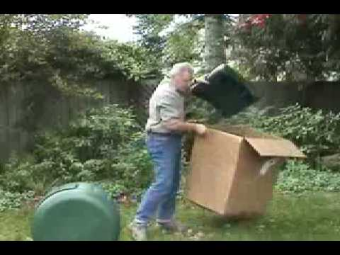 the envirocycle systems composter is the best in the world