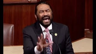 Congressman Al Green DESTROYS Trump's NFL Feud & CALLS FOR HIS IMPEACHMENT