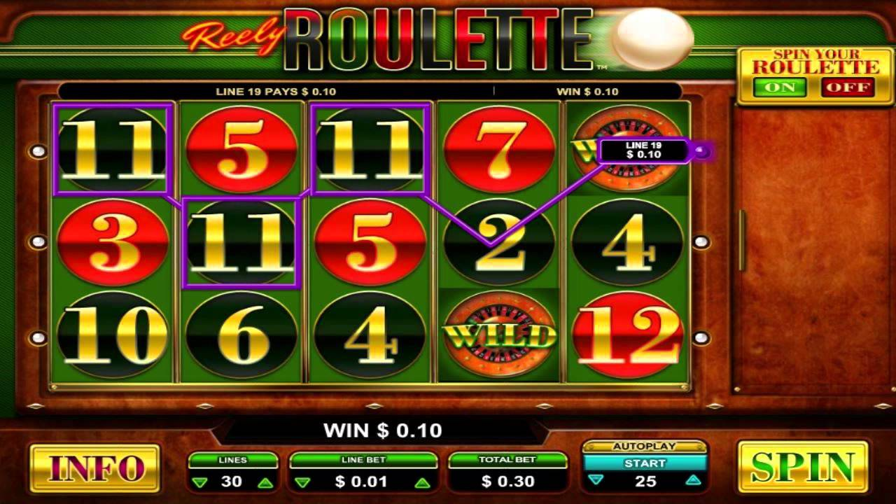 Play Reely Poker Slot Machine Free With No Download