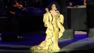 Diana Ross at the Hollywood Bowl - July 2016