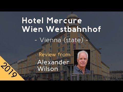 Hotel Mercure Wien Westbahnhof 4⋆ Review 2019