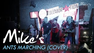 Ants Marching - Dave Matthew's Band (Mike's Cover) feat. Bang Saat on Flute