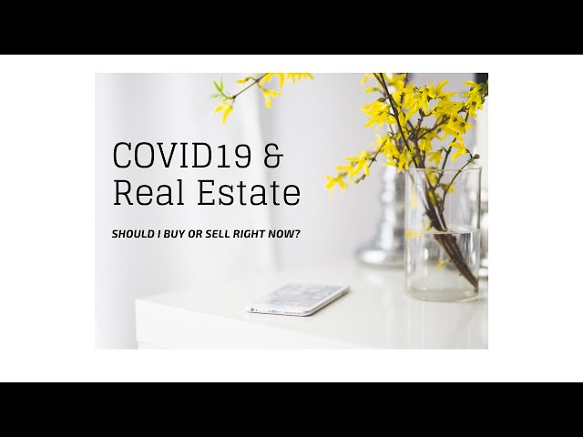 COVID19 - Should you Buy or Sell?