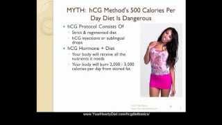 hcg 500 calorie diet plan is dangerous myth debunked