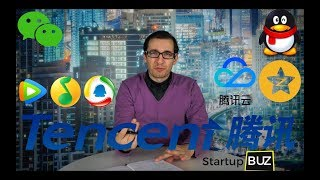 Tencent - All things nobody told you before #StartUp Buz