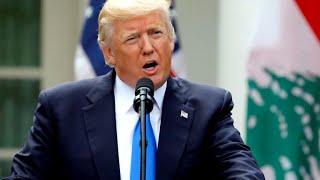 President Trump bans transgender military service