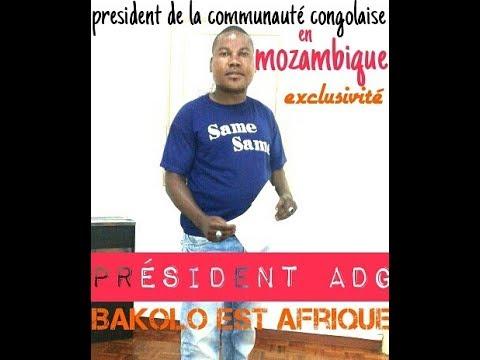 BA CONGOLAIS YA MOZAMBIQUE BAFUNGWAMI BOYOKA