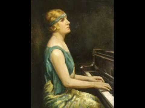 Marie Novello plays Liszt Hungarian Rhapsody No. 2