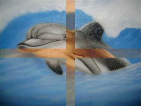 Decora o em muro de piscina youtube - Pintura de piscina ...