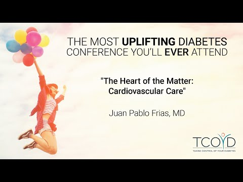 The Heart of the Matter: Cardiovascular Care - Juan Pablo Frias, MD