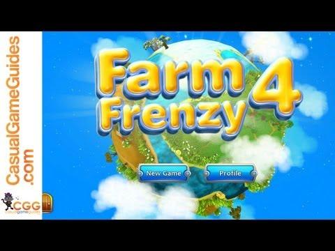 Farm Frenzy 4 Review | CasualGameGuides com