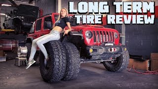 LONG TERM TIRE REVIEW - Milestar Patagonia M/T