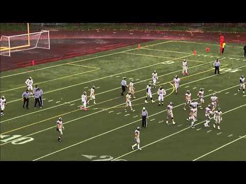Spartan Football: Case Western Reserve University vs. Geneva College 1st half