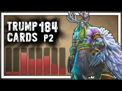 Hearthstone: Trump Cards - 184 - Part 2: Of Snakes and Bears (Druid Arena)
