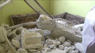 أخبار حصرية | قوات الأسد تقصف سكان مخيم #درعا لإيقاف تقدم المعارضة