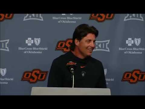OSU Football: Gundy on Texas upset