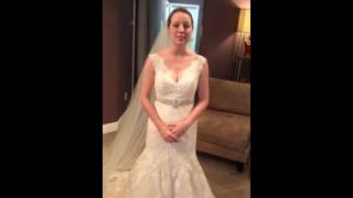Margo West Bridal Alterations - Bride: Lauren Walker