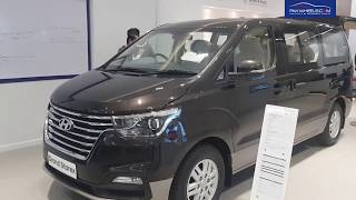 hyundai Grand Starex 2019 First Look  Price, Specs & Features  PakWheels