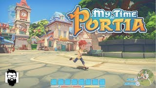 My Time At Portia - Starting Out - Part 1