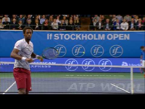 Thursdays highlights in If Stockholm Open