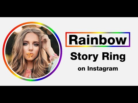 How to make hashtag on instagram story