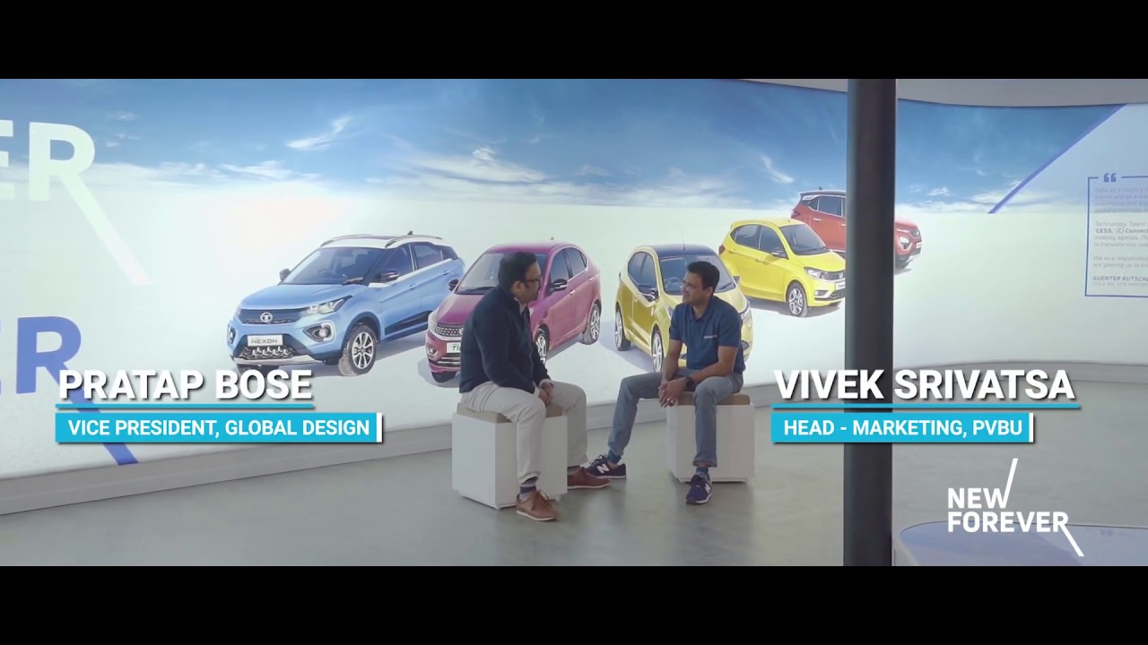 Tata Motors | #NewForever with Vivek & Pratap