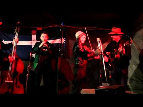 Nagasaki  -- The Hat and Fiddle Band, Iceberg Sessions, Stock Camp, NFF 2012