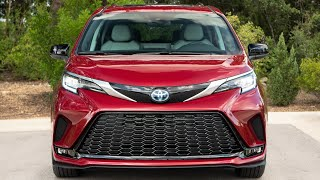 2021 toyota sienna xse - drive, interior and exterior. ruby flare pearl. please consider subscribing.0:00 exterior2:15 facts figures3:50 dri...