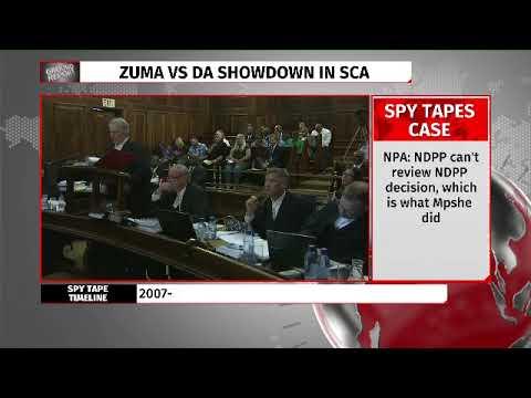 SCA hears Zuma appeal: Hilton Epstein for NPA