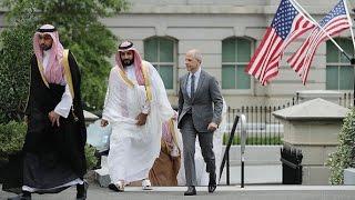 أوباما يستقبل محمد بن سلمان بالبيت الأبيض