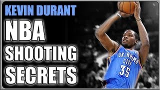 Kevin Durant: NBA Shooting Secrets