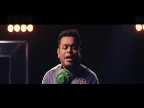 Jinga Song By A.R RAHMAN Of Movie 'pele'