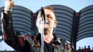 U2 - From The Ground Up: Complete Video - Multicam Compilation