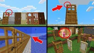 Minecraft | 8 Cosas que no sabías de la Puerta
