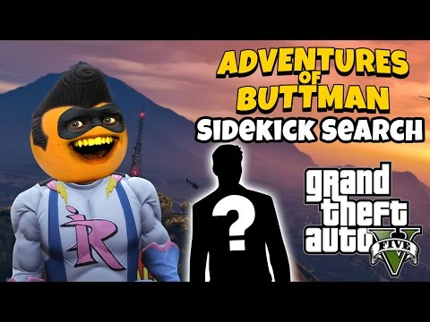 Adventures of Buttman #8: Sidekick Search!...