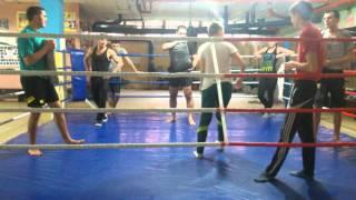 Тайский бокс, Черновцы...