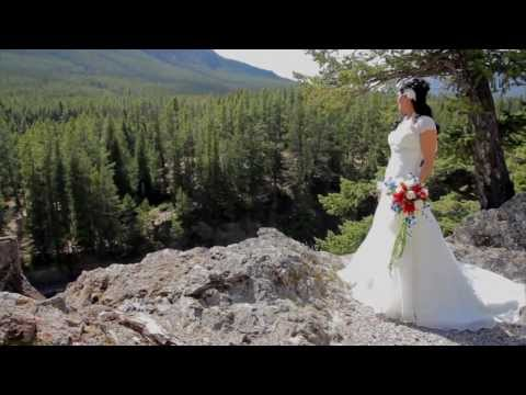 Rimrock Resort Wedding in Banff Alberta