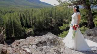Rimrock Resort Wedding in Banff Alberta