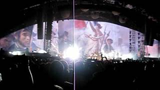 coldplay intro life in technicolor violet hill live in hannover 25 08 2009 hq