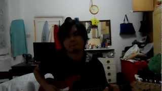 guitar face!