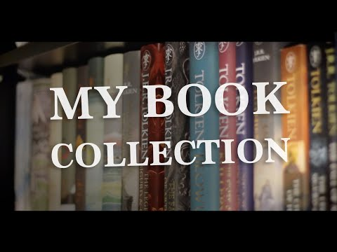 My Tolkien | Harry Potter | CS Lewis | Sherlock Holmes Book Collection!