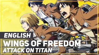 Repeat youtube video Attack on Titan OP2 -