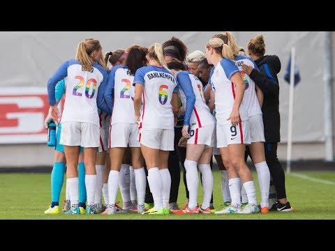 WNT vs. Norway: Highlights - June 11, 2017