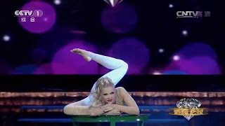Zlata is The Most flexible Woman in the World