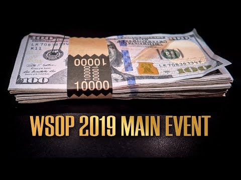 WSOP $10,000 Main Event Day 1C + 4th July W/ BenCB789 RYE House!