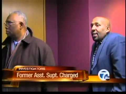 Former Assistant Superintendent Charged