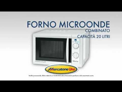 Mercatone Uno -Soggetto Forno microonde - YouTube