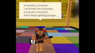 Imagine Dragons Monster ROBLOX