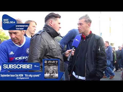 """""""MICHAEL OLIVER IS A F*CKING DISGRACE!"""" says Brandon (RANT)    Chelsea 0-0 Arsenal 17/18"""