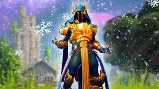 UNBELIEVABLE FORTNITE SOLO BATTLE ROYALE GAMEPLAY!!